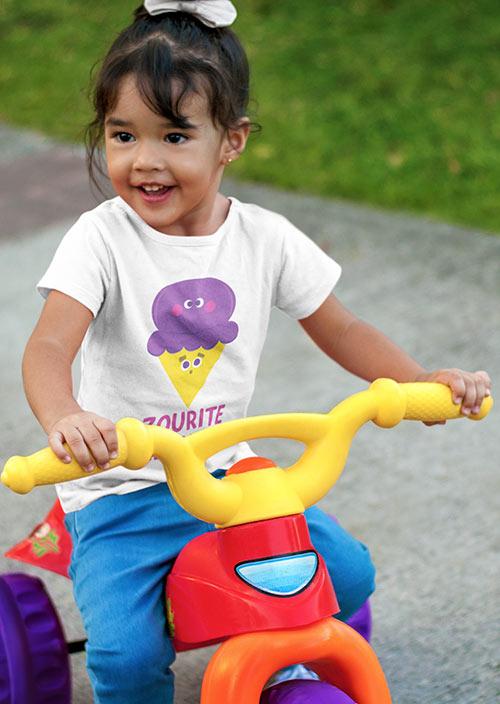 Tee-shirts enfants - Zoizo Moqueur - Île de la Réunion - Île Intense - 974