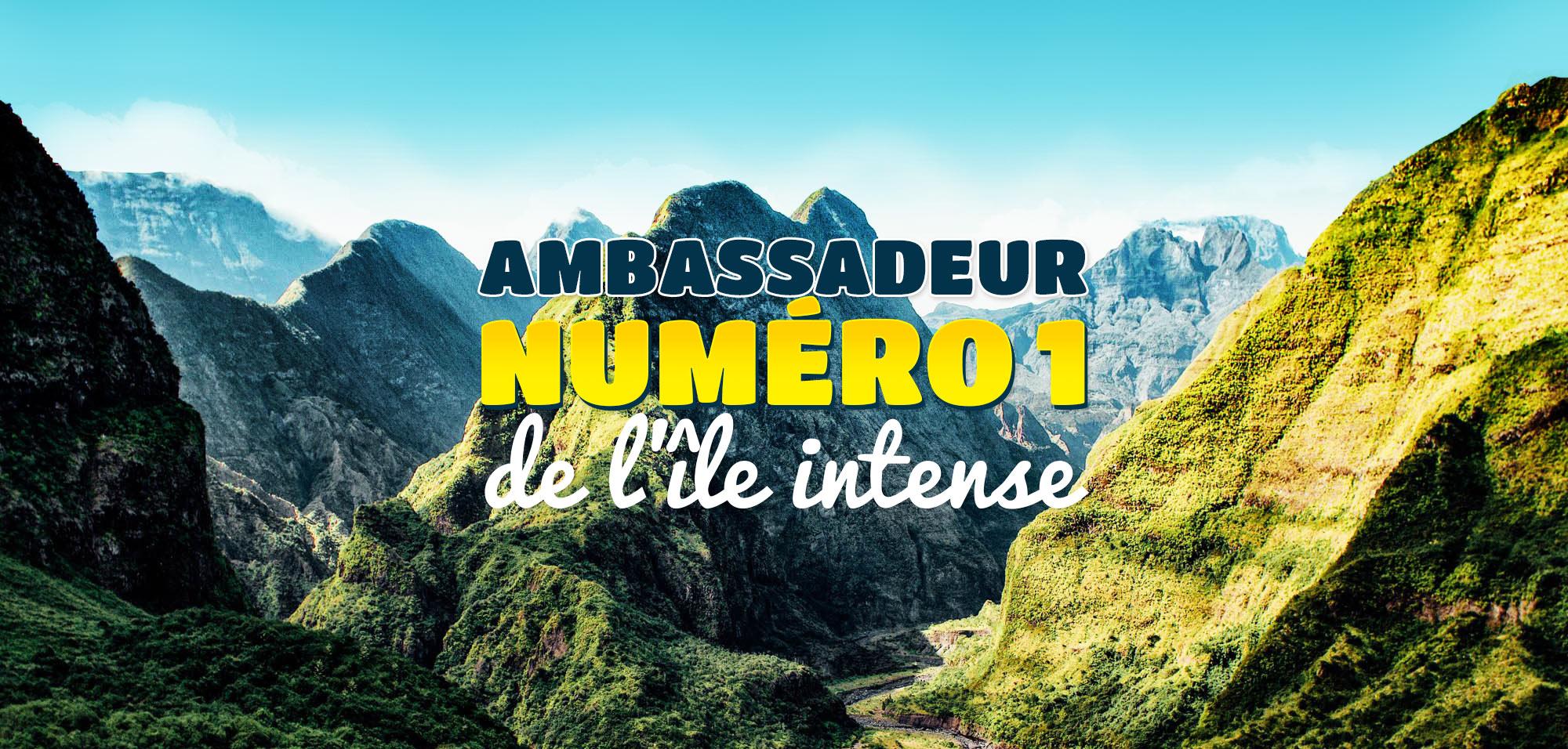 Zoizo Moqueur : ambassadeur numéro 1 de l'Île Intense - Réunion 974